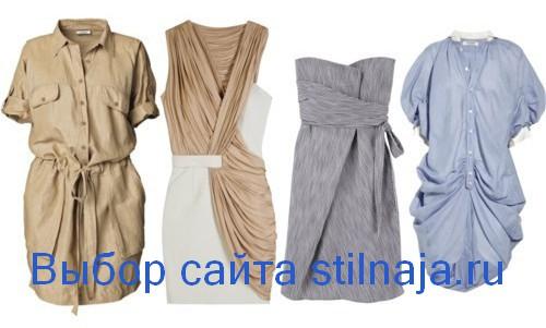 Модные летние  платья и сарафаны 2011.