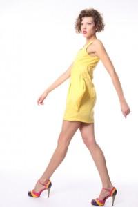 Модная женская обувь 2011.
