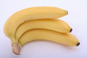 Банановая кожура.