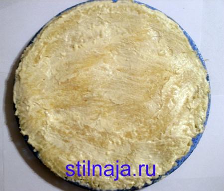 салат Подсолнух, рецепт с чипсами фото 1