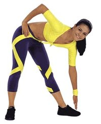 модная фитнес одежда для женщин