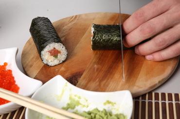 как правильно сварить рис для суши и роллов фото 5