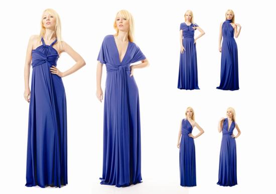Платье транформер фото.