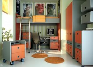 Как выбрать дизайн детской комнаты для подростка.