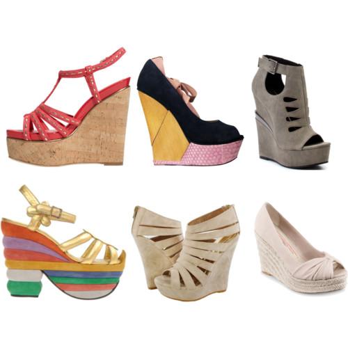 Модная женская обув 2011.