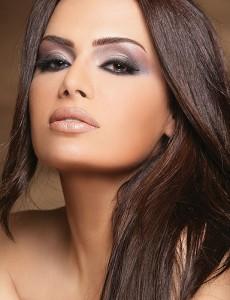 Как сделать арабский макияж.