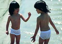 Методы закаливания организма у детей.