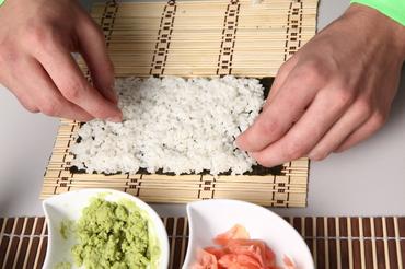 как сделать суши и роллы в домашних условиях, рецепты с фото 2