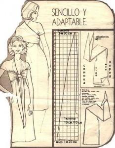 Как самой сшить платье трансформер