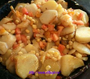Тортилья испанская рецепт