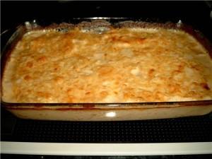 как правильно приготовить картофельную запеканку