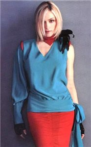 Диета  Мадонны - что предпочитает звезда.