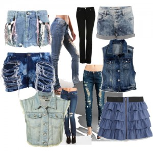 Летняя женская мода