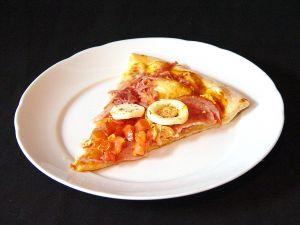 Как приготовить вкусную пиццу.