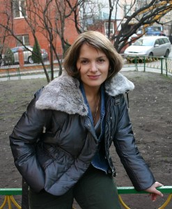 Мария Порошина.