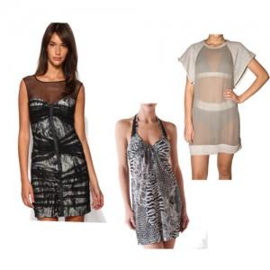 Летняя женская мода 2010