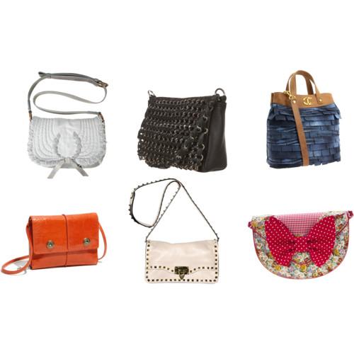 Модные женские сумки 2011.