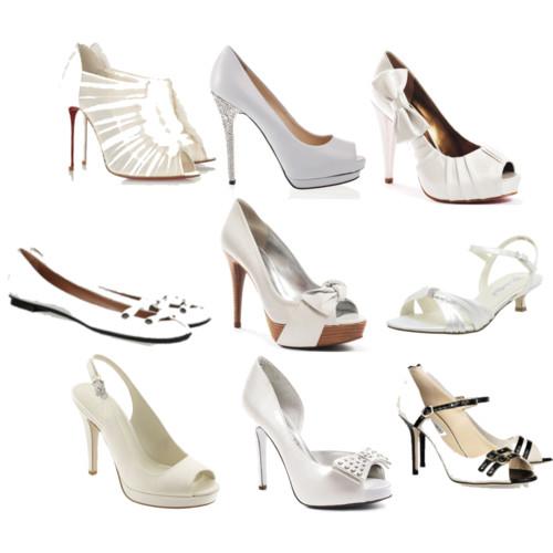 Белые туфли. | Стильная