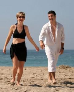 Пляжная одежда для полных женщин