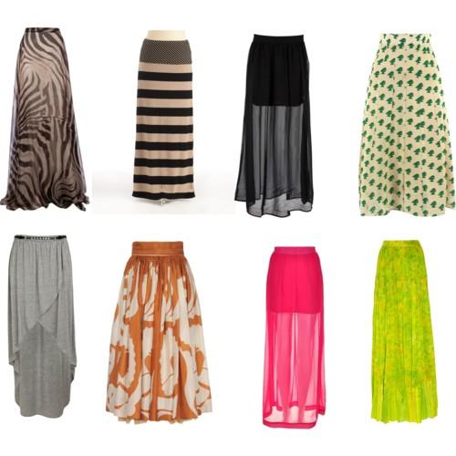 Счастливого и яркого лета всем модницам! модную юбку. stilnaja.ru.