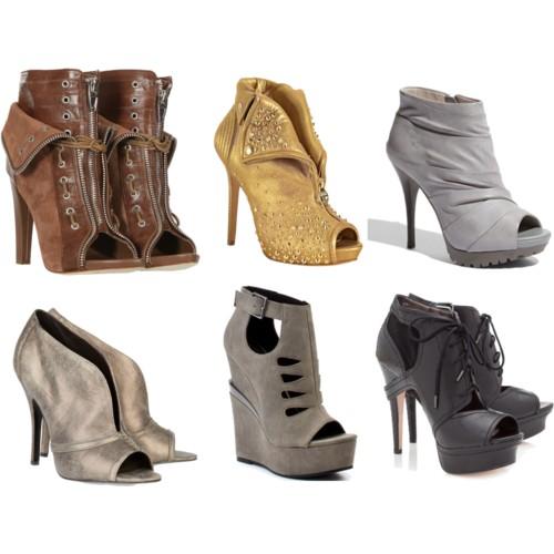 Купить Красивую Женскую Обувь