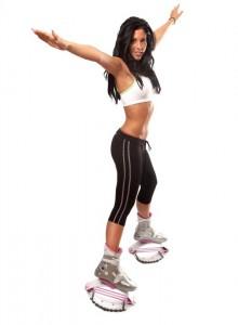 Модные фитнес тренировки.