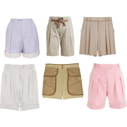 Модные шорты 2011.