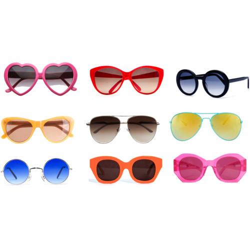 Красивые солнечные очки