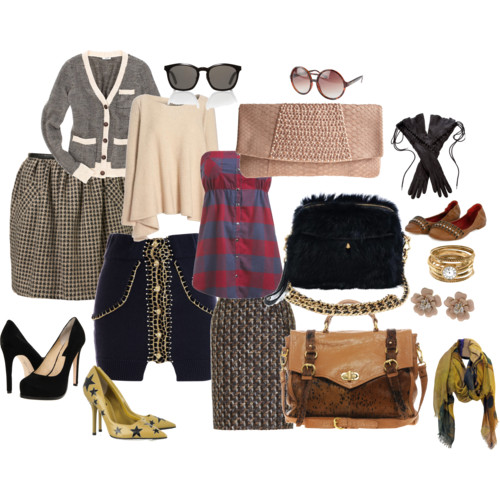 Идеальный гардероб