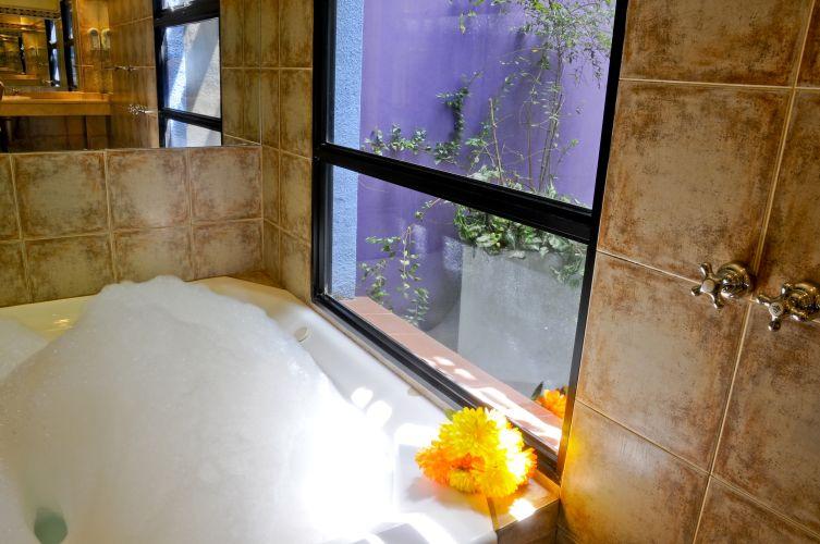 Стильная ванная фото 5