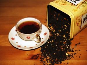 И снова о пользе чая...