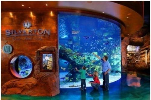 Самый большой аквариум вмире
